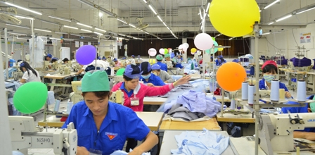 TPP WITH TEXTILE AND GARMENTS IN VIETNAM: WHAT TO DO TO USE